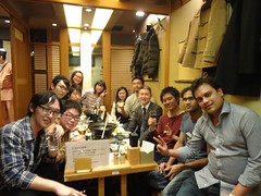 20150225 farewell party