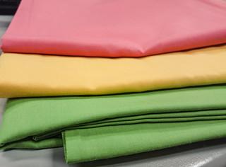 Trueran dyed poplin polyester 80% cotton 20%