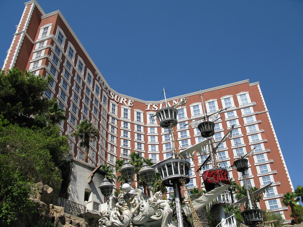 Treasure Island in Las Vegas
