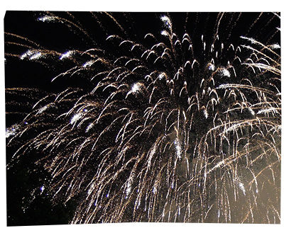 Chinese New Year Fireworks 2015