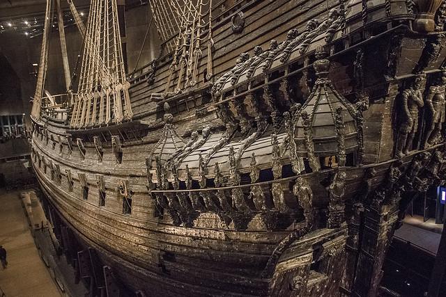 SVERIGE - Vasa Skeppet (15)