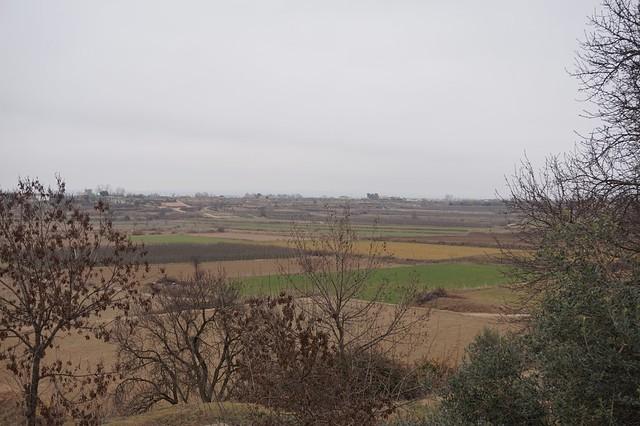 Lleida drylands