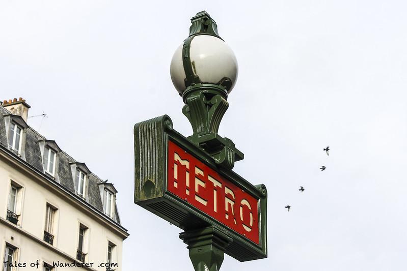 PARIS - Rue Monge