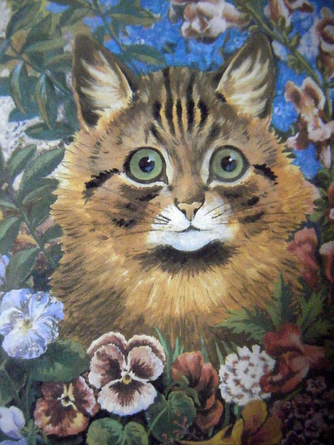 014-Louis Wain- via versanteripido.it