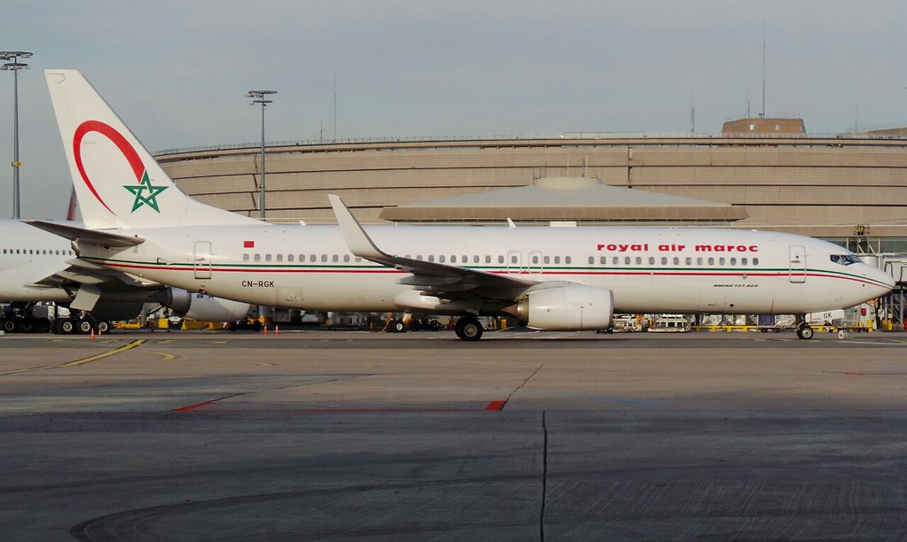 CN-RGK - B738 - Not Available