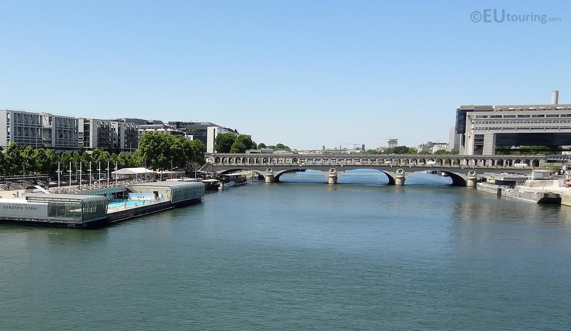 The Pont de Bercy