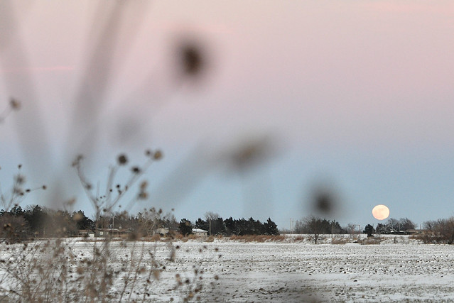 kansas moonrise