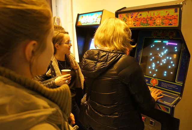 Atari Ausstellung