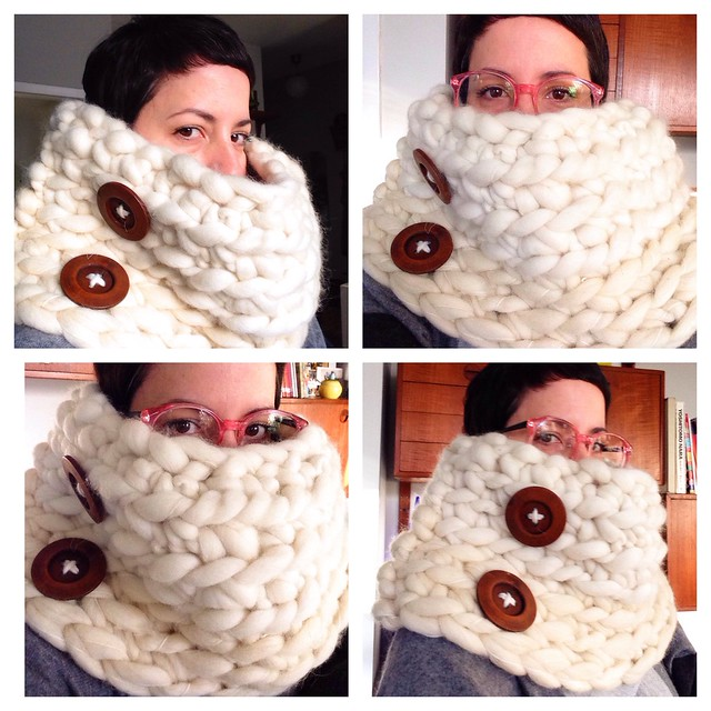 giant cowl by usage por moi