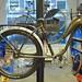 P1's Custom Army City Bike 13