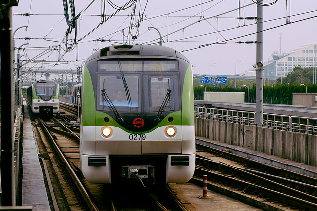 ALSTOM & CSR Metropolis_Shanghai Metro AC17b_#0279