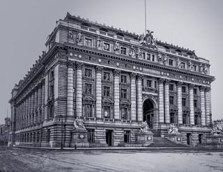 U.S. Custom House - 1908