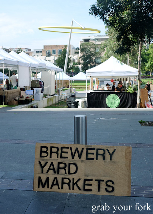 Entrance to Brewery Yard Markets