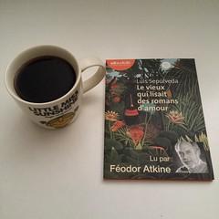 Le vieux qui lisait des romans d'amour de Luis Sepúlveda