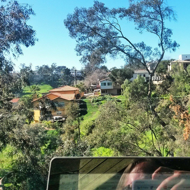 Digital nomad office, San Diego, California