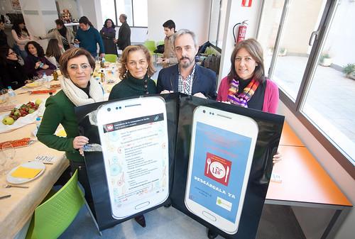 La Universidad de Sevilla estrena app con el menú de los comedores ...