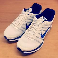 purple(0.0), azure(0.0), tennis shoe(1.0), sneakers(1.0), footwear(1.0), white(1.0), shoe(1.0), cobalt blue(1.0), athletic shoe(1.0), blue(1.0),