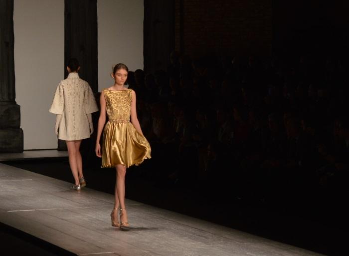 laura biagiotti, wildflower girl, fashion show, fashion week (15)