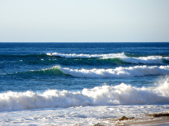 we have surf here today