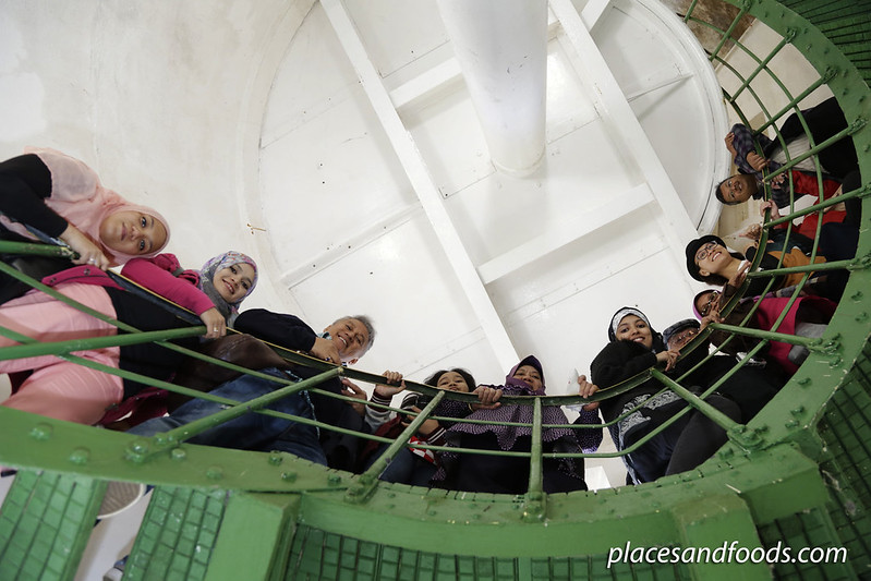 day 2 Cape Naturaliste Lighthouse group picture