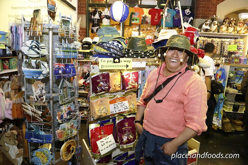 day 4 fremantle market souvenirs chef wan