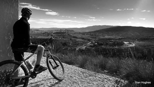 Freeroading in Gebas Spain