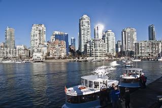 2015 False Creek Mini Ferries, Vancouver