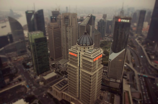high in shanghai