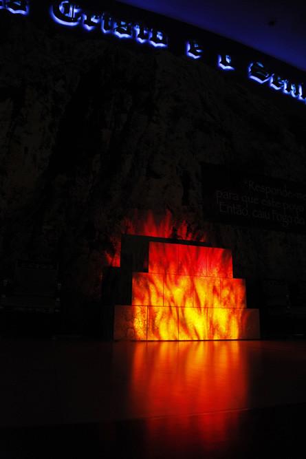 2 vigilia do fogo