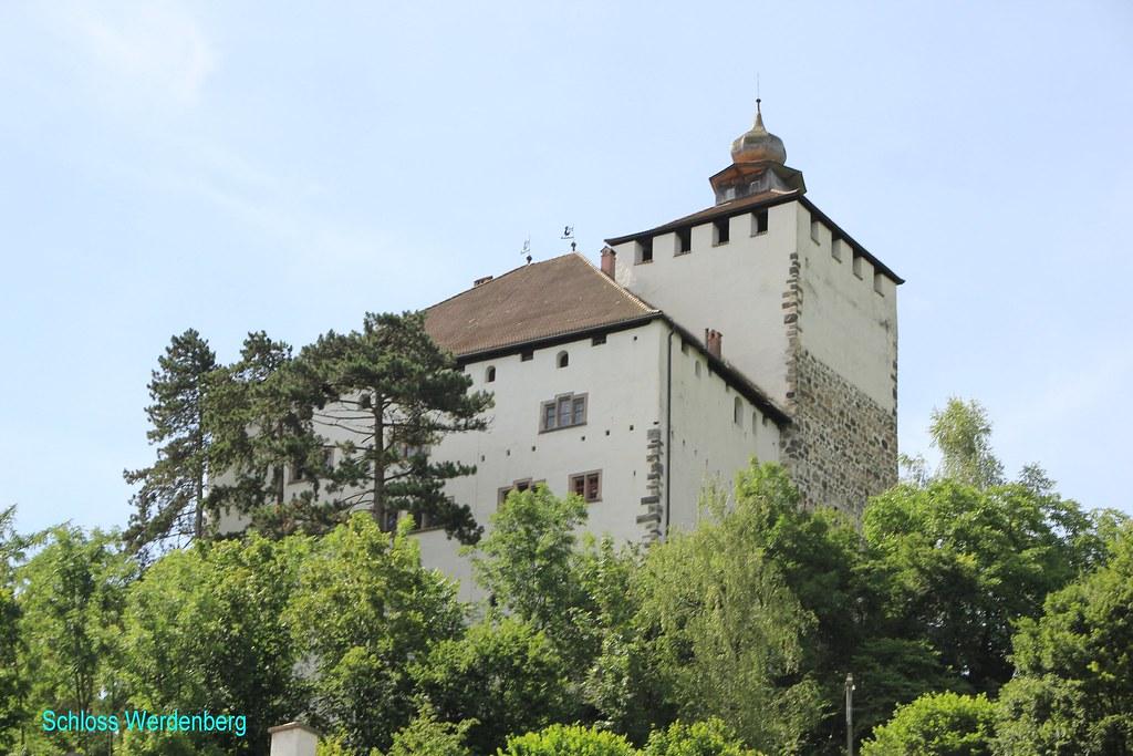 Werdenberg Schloss