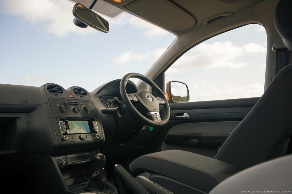2015 Volkswagen Cross Caddy