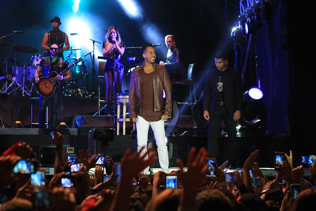 Photo:Romeo Santos By:Nando filmmaker