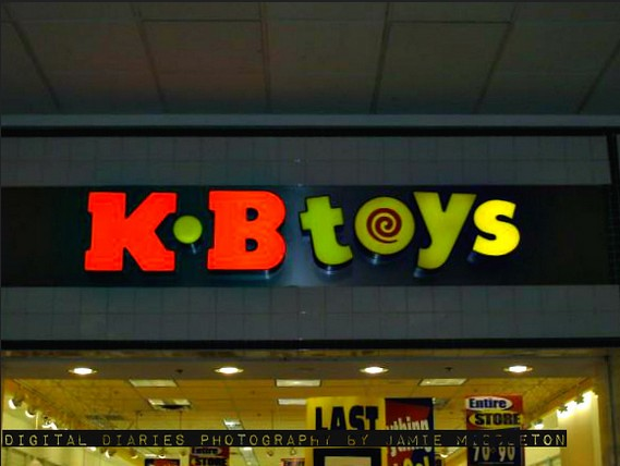 KB Toys -- Fort Henry Mall