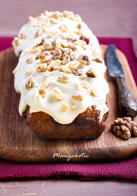 Loaf sweet cake