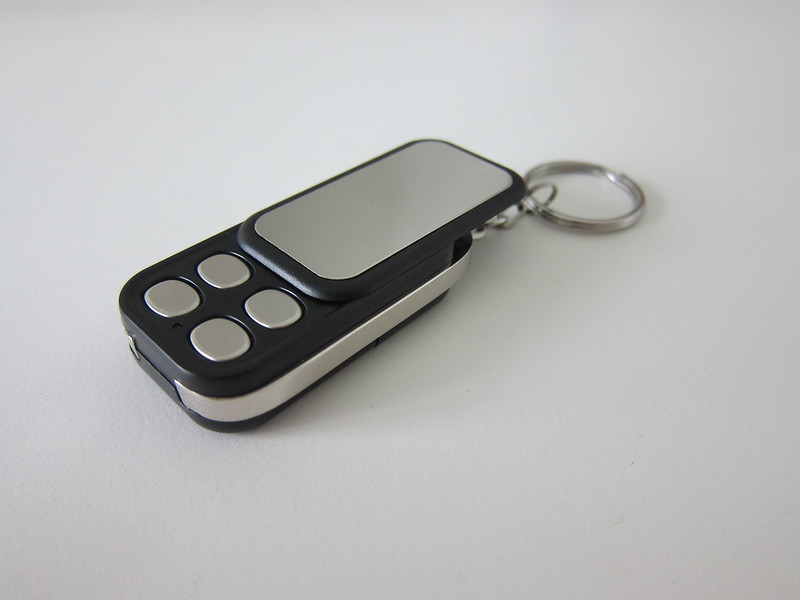 Aeon Labs Aeotec Z-Wave Key Fob Remote - Open