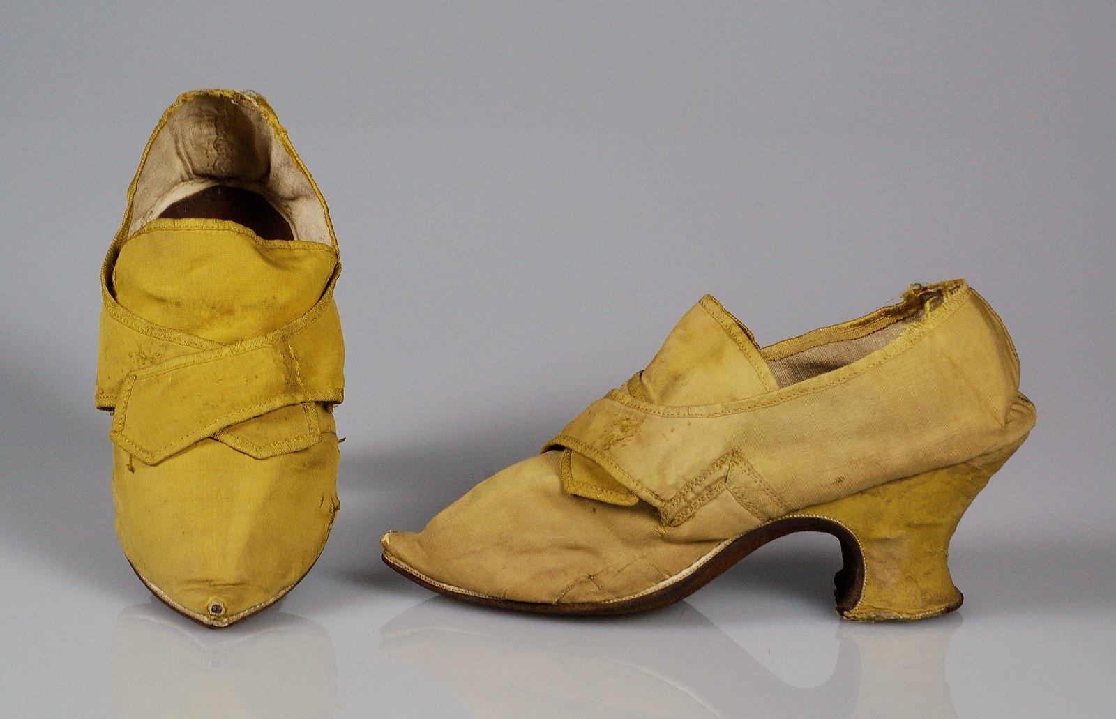 1759. European. Silk