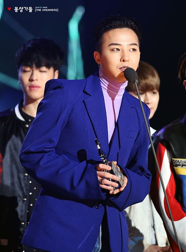 GDREIRA G-Dragon TOP GAON Awards 2016-02-17 (26)