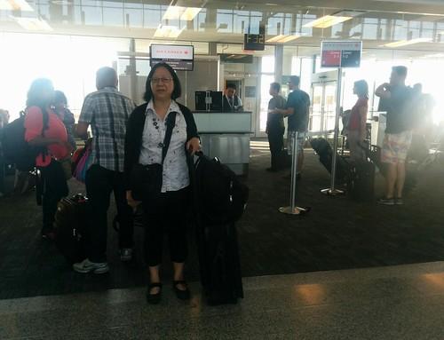 Toronto Pearson Terminal 1