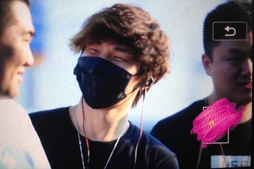 YB Dae GD departure Seoul to Bangkok 2015-07-10 027