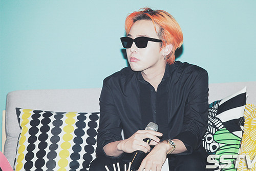 G-Dragon - Airbnb x G-Dragon - 20aug2015 - SSTV - 04
