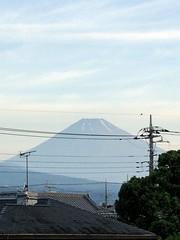 Mt.Fuji 富士山 6/27/2016