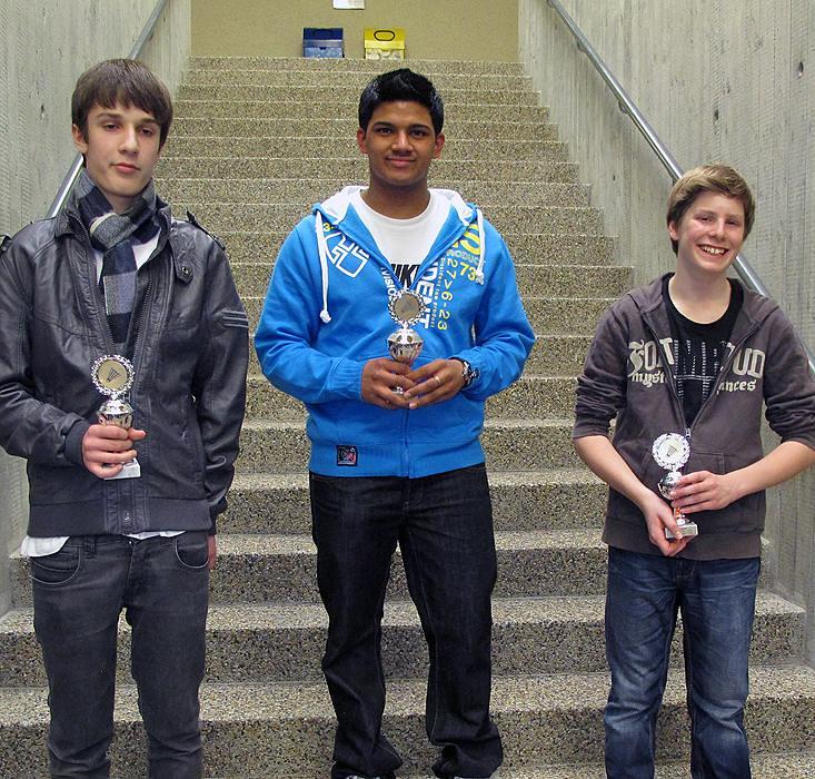 Schülerturnier 2011