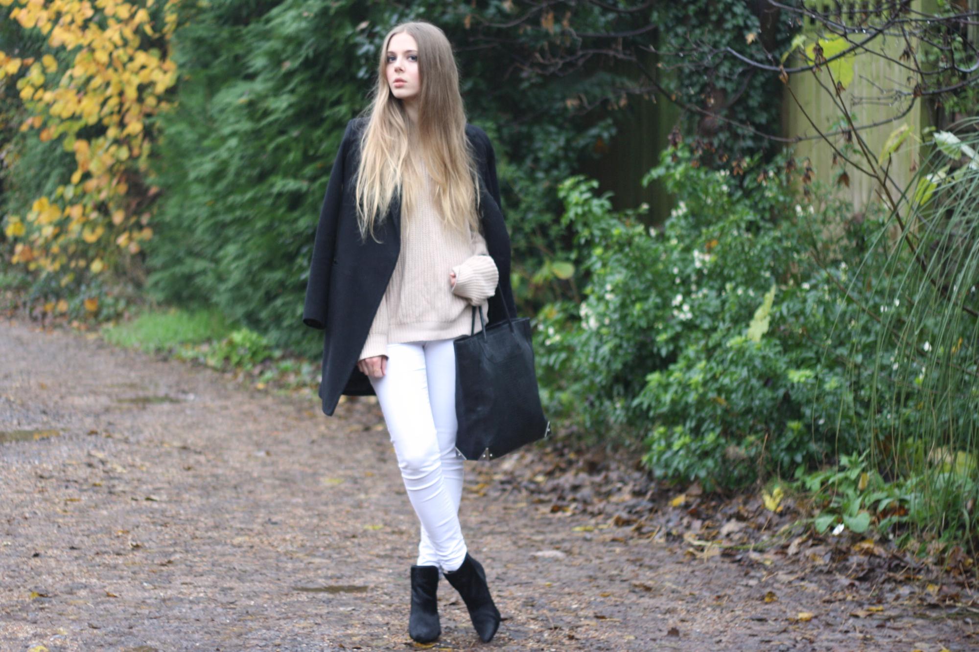 Zara ponyskin boots