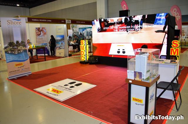 SMDC Exhibit Stand