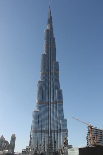 Rascacielos más alto del mundo