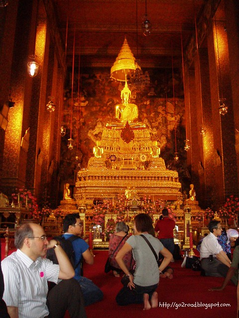 Будда Медитирующий в Ват Пхо