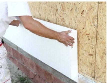 Aislantes t rmicos protege paredes y techos antes del - Aislantes de humedad ...