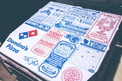 Domino's Pizza!!