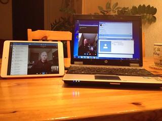 Skype en Lync aan elkaar gekoppeld