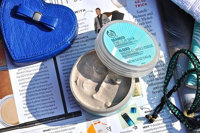 Body Shop Seaweed Mask 2
